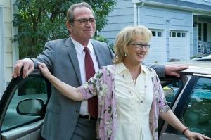 Tommy Lee Jones;Meryl Streep