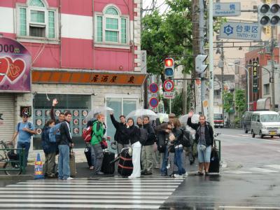 Backpackers in Sanya