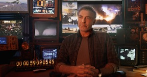 Disney's TOMORROWLAND Frank (George Clooney) Ph: Film Frame ©Disney 2015