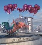 Fever The Ghost / Zirconium Meconium (jake-sya)(HSE-3008)