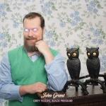 John Grant / Grey Tickles, Black Pressure (jake-sya)(HSE-3902)